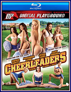 Cheerleaders Blu-Ray Porn DVD