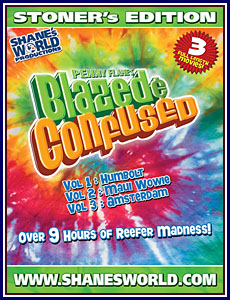 Blazed and Confused Box Set Porn DVD