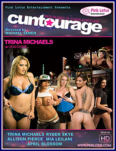 Cuntourage Porn DVD