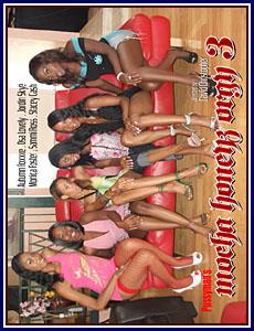 Mocha Honeyz Orgy 3 Porn DVD