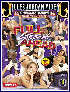 Full Streams Ahead Porn DVD