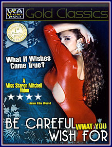 Be Careful What You Wish For Porn DVD
