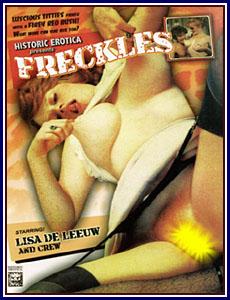 Freckles Porn DVD