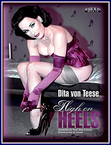 High On Heels Porn DVD
