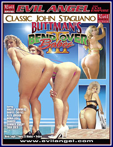Buttman's Bend Over Babes 3 Porn DVD