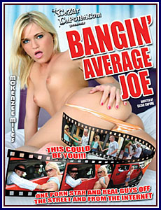 Bangin' Average Joe Porn DVD