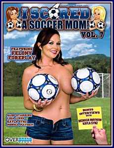I Scored A Soccer Mom 7 Porn DVD