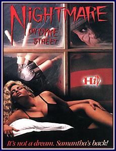 Nightmare On Dyke Street Porn DVD
