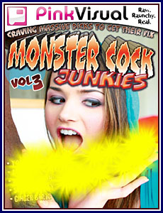 Monster Cock Junkies 3 Porn DVD