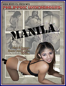 Philippine Underground: Manila Porn DVD