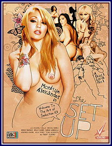 The Set Up Porn DVD