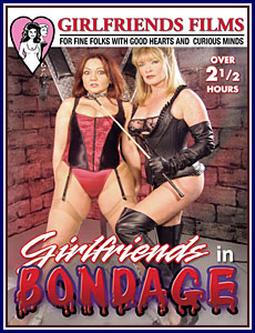 Girlfriends in Bondage Porn DVD