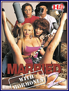 Married With Hormones 2 Porn DVD