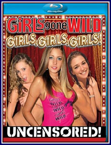 Girls Gone Wild Girls, Girls, Girls Blu-Ray Porn DVD