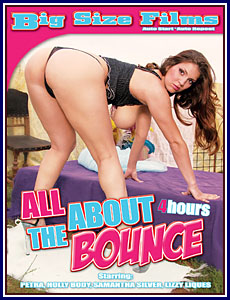 Big Size Films - All About The Bounce Porn DVD
