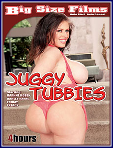 Big Size Films - Juggy Tubbies Porn DVD