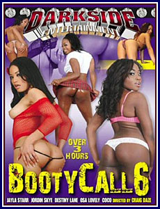 Booty Call 6 Porn DVD