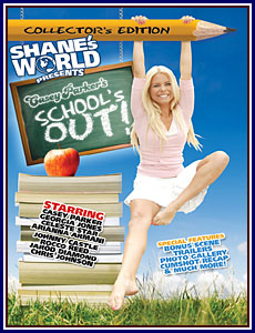 Casey Parker's School's Out Porn DVD