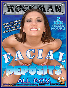 Facial Deposits Porn DVD