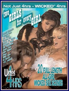 Two Girls For Every Girl Porn DVD