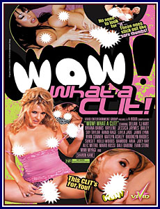 Wow! What A Clit! Porn DVD