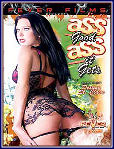 Ass Good Ass It Gets Porn DVD
