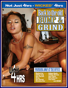 Back To The Old Bump and Grind Porn DVD