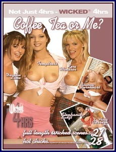 Coffee Tea or Me? Porn DVD