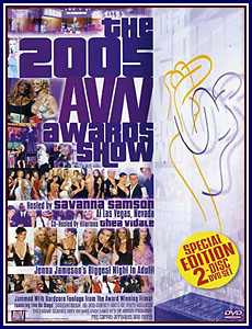 2005 AVN Awards Show Porn DVD
