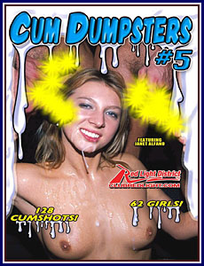 Cum Dumpsters 5 Porn DVD