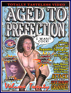 Aged to Perfection 20 Porn DVD