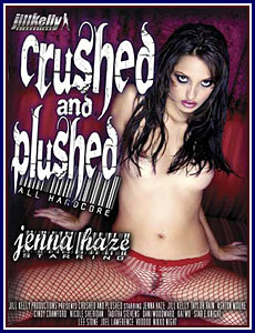 Crushed and Plushed Porn DVD