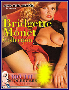 Bridgette Monet Collection Porn DVD