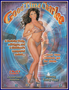 Good Time Charlee Porn DVD