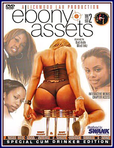 Ebony Assets 2 Porn DVD