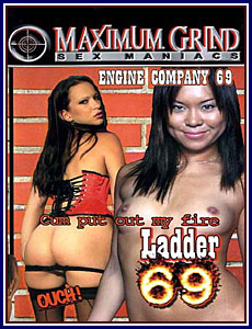 Ladder 69 Porn DVD