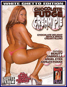 Chocolate Fudge Cream Pie Porn DVD