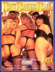 Butt Bangers Ball Porn DVD