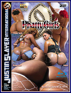 Phatty Girls 9 Blu-Ray Porn DVD