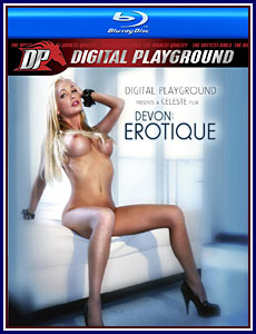 Devon Erotique Blu-Ray Porn DVD