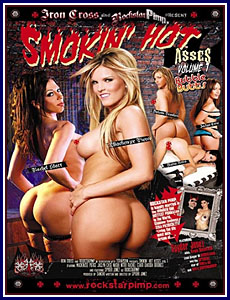 Smokin' Hot Asses Porn DVD