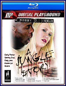 A Jungle Story Blu-Ray Porn DVD