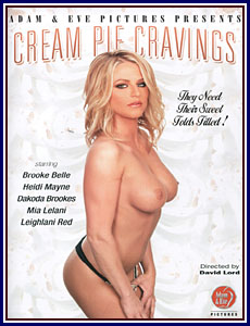 Cream Pie Cravings Porn DVD