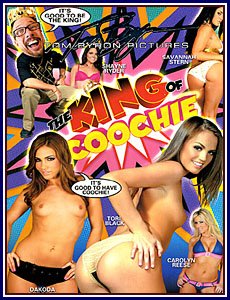 King Of Coochie Porn DVD