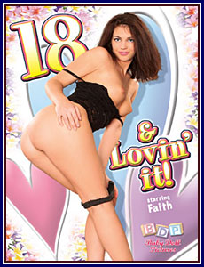 18 And Lovin' It Porn DVD