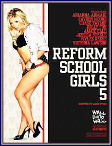 Reform School Girls 5 Porn DVD