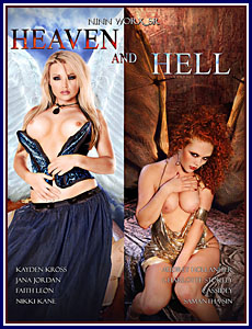 Heaven and Hell Porn DVD