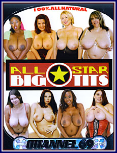 All-Star Big Tits Porn DVD
