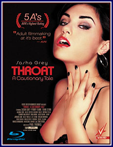 Throat A Cautionary Tale Blu-Ray Porn DVD