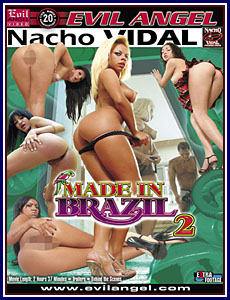 Made in Brazil 2 Porn DVD